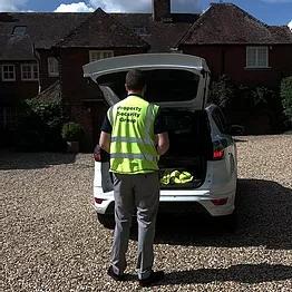 Mobile security patrols Newbury